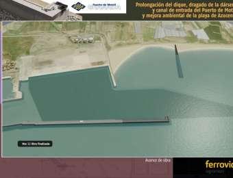 Prolongación Dique Puerto de Motril